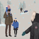 Coggles: 15% OFF Canada Goose Styles for New Members