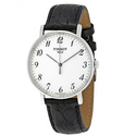Tissot T-Classic Everytime Leather Unisex Watch