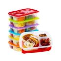 Bento Food Lunch Box Set (12-Piece)