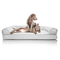 Sofa-Style Orthopedic Pet Bed Mattress from $19.99