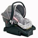 Safety 1st Light 'n Comfy Elite Infant Car Seat