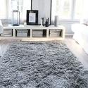 Safavieh California Shag Collection 4' Square Area Rug