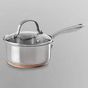 Kenmore 1-Quart Saucier Pan and Lid