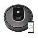 iRobot Roomba 960 Robot Vacuum - Gray with $75 Gift Card