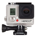 Manufacturer Refurbished GoPro HERO3+ Silver Edition Camera