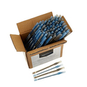 AmazonBasics Ballpoint Pens 1.0mm - Pack of 100
