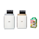 Fujifilm Instax Share Smartphone Photo Printer with 40-Count Fujifilm Film