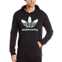 adidas Men's Skateboarding Clima 3.0 Solid Hoodie