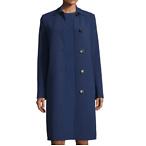 Michael Kors Long Sleeve Coat