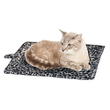 Purrfect Thermal Cat Mat with Leapord Prints