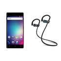 BLU Vivo 5R 32GB 4G LTE Smartphone with Sharkk Headphones