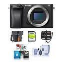 Sony Alpha a6300 Mirrorless Digital Camera Body Bundle