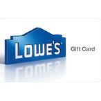 Lowe's Gift Card