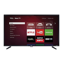 "TCL 40"" or 48"" LED 1080p 120Hz Roku Smart HDTV (Manufacturer Refurbished)"
