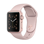 38mm Rose Gold