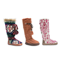 Muk Luks Women's Slipper Boots