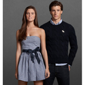 Abercrombie & Fitch: Up to 50% OFF Sitewide + Extra 20% OFF 3+ Items