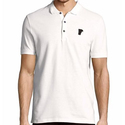 Versace Collection Knitted Chest Logo Polo