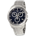Tissot T-Sport Titanium Chronograph Blue Dial Men's Watches