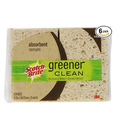 Scotch-Brite Greener Clean Absorbent Sponge