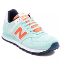 New Balance 574 Women's Athletic Shoe