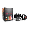 MeCam X 1080p Waterproof WiFi Action Camera Bundle