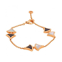 Bvlgari Divas Dream 18K Pink Gold Ladies Bracelet