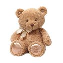 "Baby GUND 15"" My First Teddy Bear Stuffed Animal Plush - Tan"