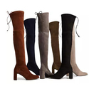 Bergdorf Goodman: 50% OFF on  Stuart Weitzman Goodland Suede Over-the-Knee Boot