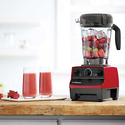 Vitamix 5300 Blender (Certified Refurbished), Red