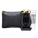 Limited Edition NuFACE Trinity Facial Toning Kit in Chic Black