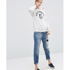 Abercrombie & Fitch: Buy One Get One 50% OFF All Jeans