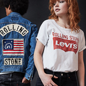 Spring: Up to 75% OFF + Extra 10% OFF Levi's Items