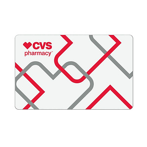 $10 for $20 eGift Card to CVS Pharmacy