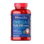 6瓶Omega-3 深海鱼油
