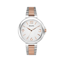 Bulova Women's Classic Stainless Steel Watch