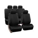 PU Leather Full Set of Car Seat Covers
