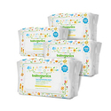 Babyganics Face Hand & Baby Wipes 400 Count