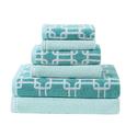 Clairebella Towel Collection (6-Piece)
