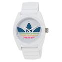 adidas Unisex ADH2916 Santiago Analog Display Analog Quartz White Watch
