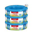 Amazon:Playtex Diaper Genie Refills for Diaper Genie Diaper Pails (Pack of 3)