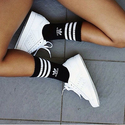 adidas Originals Women's Superstar Glossy Toe W Fashion Sneaker