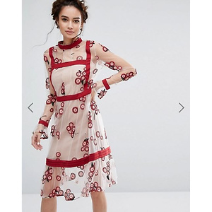ASOS:Up to 50% OFF on Endless Rose Dresses