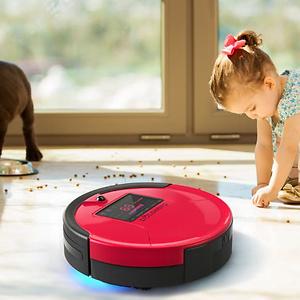 bObsweep Standard or Pet-Hair Robotic Vacuum and Mop