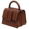 BOYY Lucas Double Leather Top Handle Bag