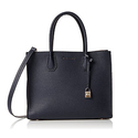 Michael Kors Mercer Large Bonded Leather Tote