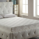 "AC Pacific 10"" Thick Gel-Infused Memory-Foam Mattresses"