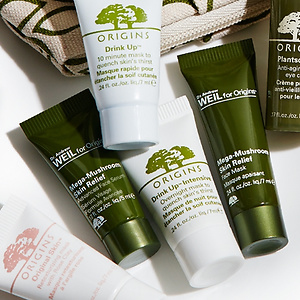 Origins: Free Five Deluxe Samples with $35 Purchase