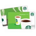 Starbucks: Spend $10 Get $10 with eGiftCard Purchase