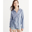 Abercrombie & Fitch: Up to 60% OFF Select Shirts